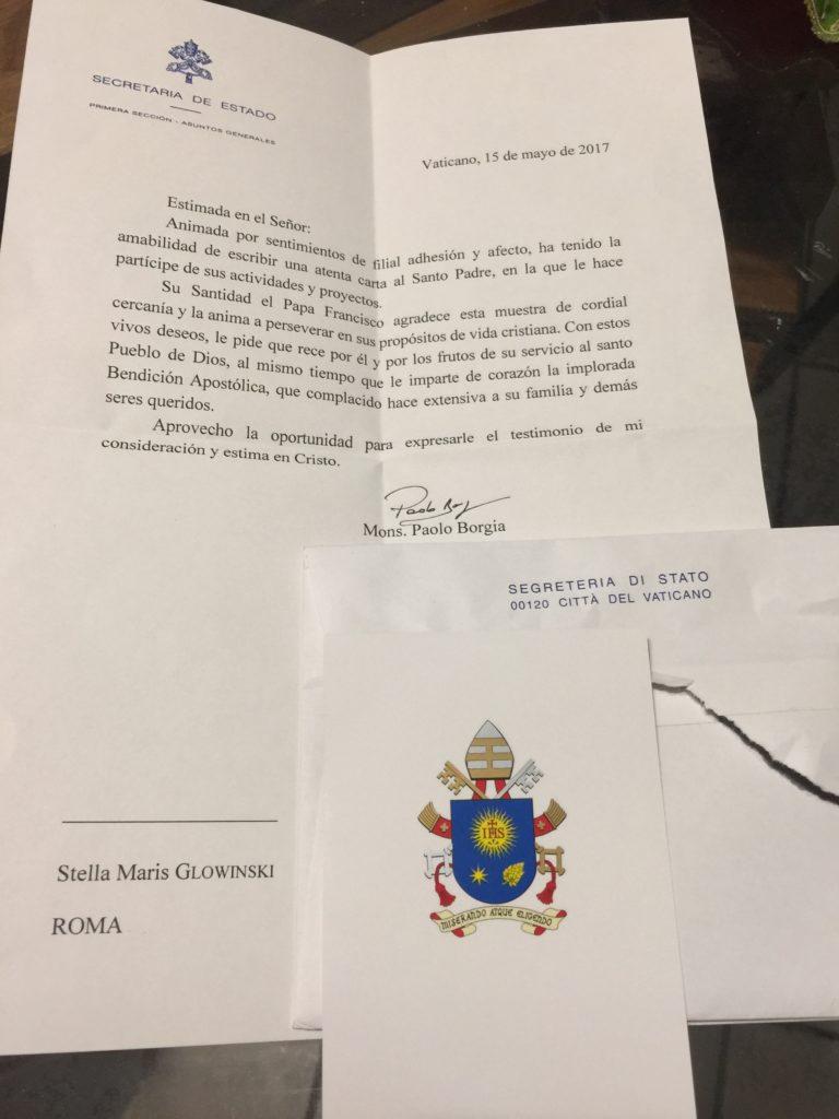 lettera papa 2